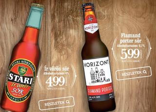 Illustration for article titled A kézműves sör beront a mindennapokba