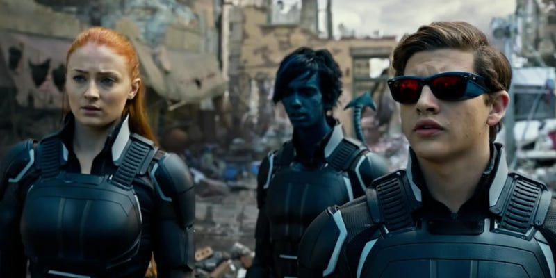 Illustration for article titled The First Reviews of X-Men Apocalypse Are In, and They're 'Meh'