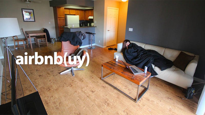 I Bought An Apartment Just To Rent It Out On Airbnb