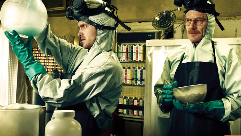 Illustration for article titled How much science does Breaking Bad get right? Way more than you think.