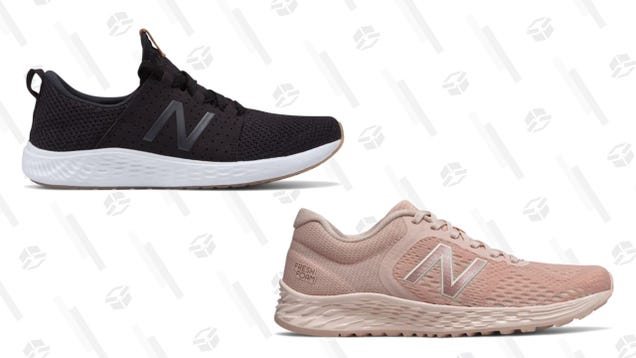Run and Get Yourself a Pair of New Balance Sneakers for Under $40