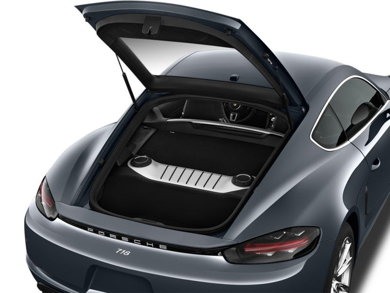Illustration for article titled Automotive Secrets: The Jeep Logo in the Porsche Cayman