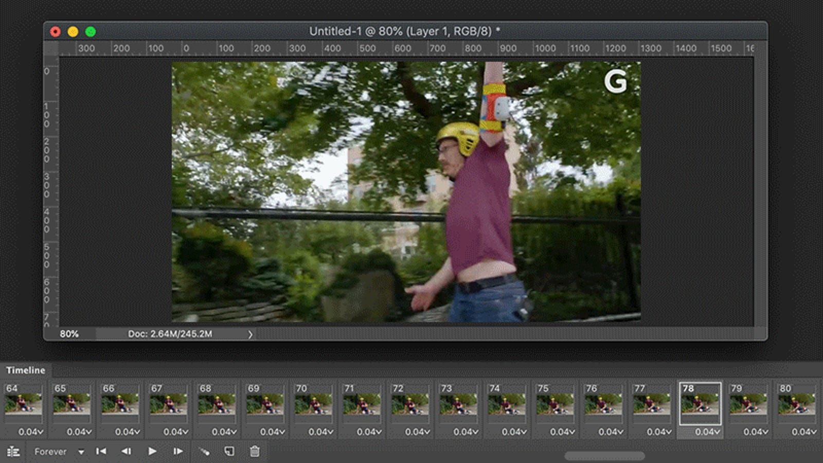 The Ultimate Photoshop Tutorial For Making a Beautiful GIF