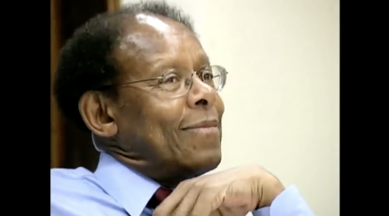 The Rev. Dr. James Cone