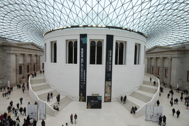 Illustration for article titled The British Museum wants to rebuild itself in Minecraft