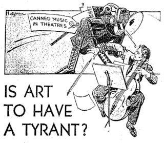 Illustration for article titled Musicians Wage War Against Evil Robots