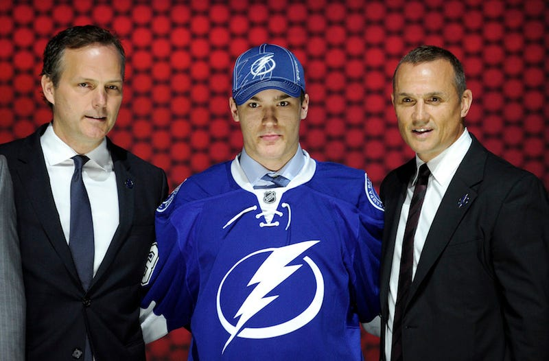 Illustration for article titled The Lightning Called Jonathan Drouin's Bluff