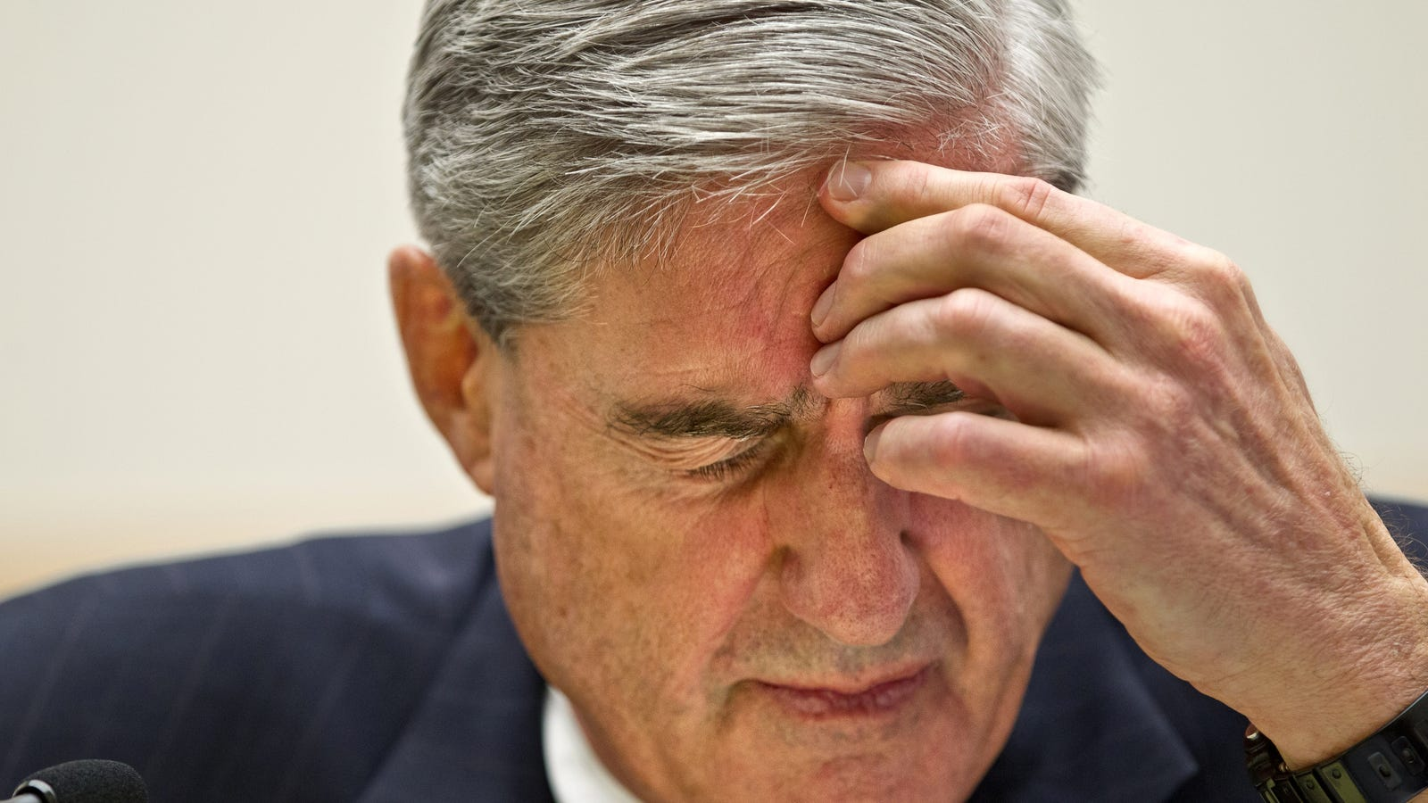 QnA VBage Mueller Report Doesn't Say Trump Conspired With Russia, But It Also Doesn't Exonerate Him