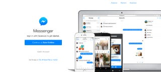 Illustration for article titled Facebook's Messenger App Is Now a Full-Fledged Social Network