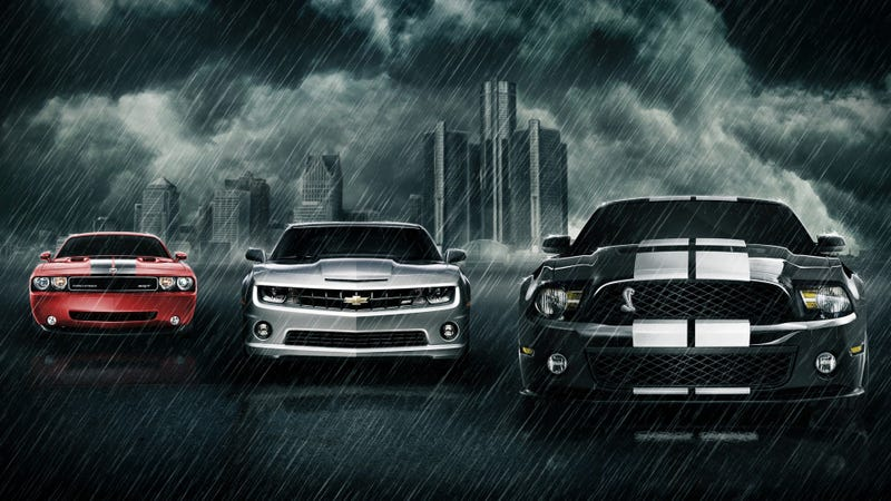Illustration for article titled Muscle Cars, Ranked