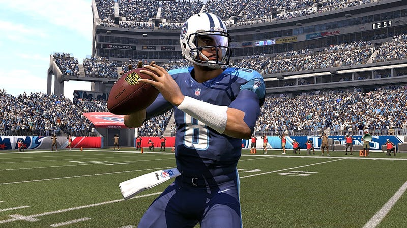 Illustration for article titled EA Says It's Fixing Formation That Baffles Madden's AI