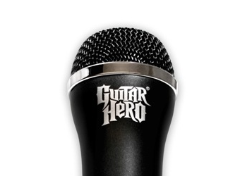 Illustration for article titled Use a Guitar Hero or Rock Band Microphone with an iPad