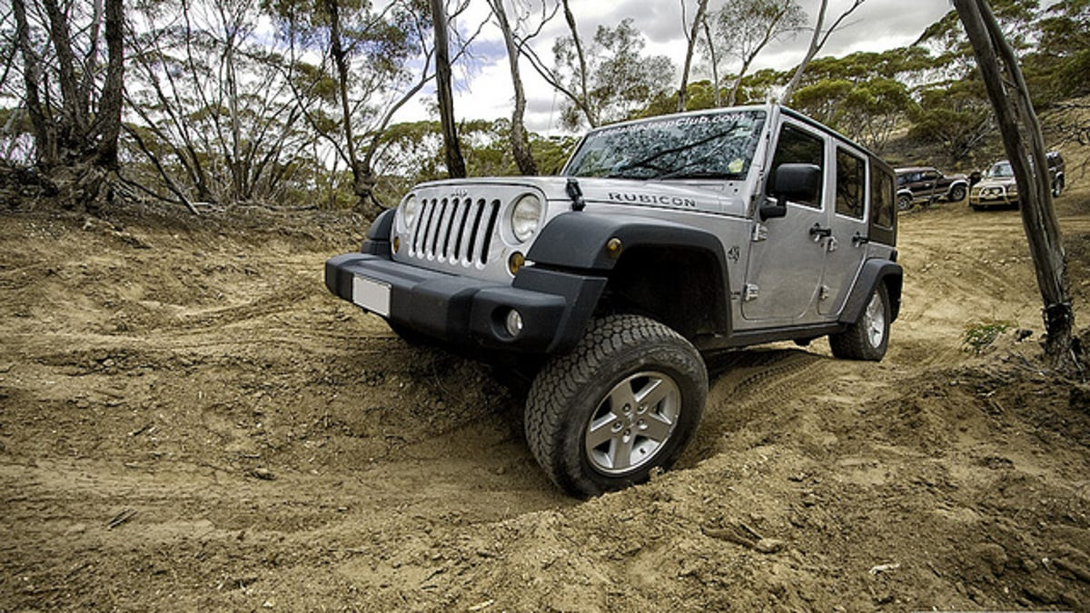 This Is What Makes A Vehicle Unstoppable Off Road Full Width Axles Yj 40s