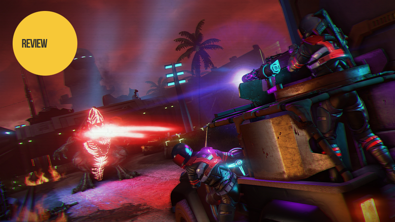 Illustration for article titled Far Cry 3: Blood Dragon: The Kotaku Review