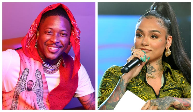 Illustration for article titled How Buuuuuute: YG and Kehlani Are Officially Official
