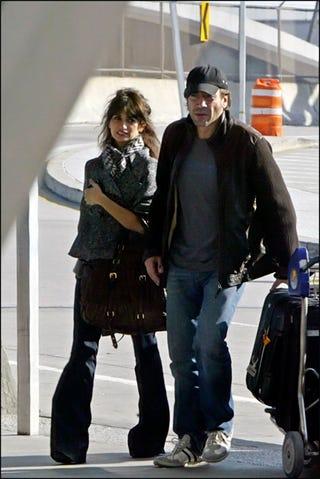 Illustration for article titled Penelope Cruz & Javier Bardem: Spanish Fly