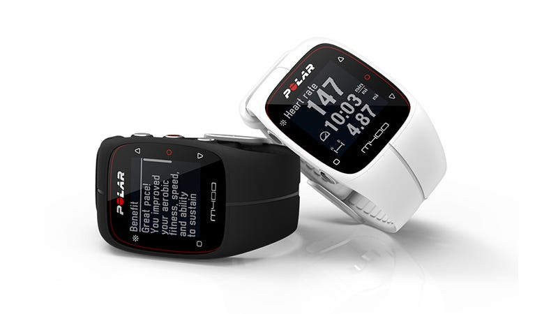 Illustration for article titled Polar's New Activity-Tracking GPS Watch Manages to Look Good, Too