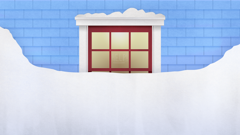 Illustration for article titled All the Best Things to Do When You're Snowed In