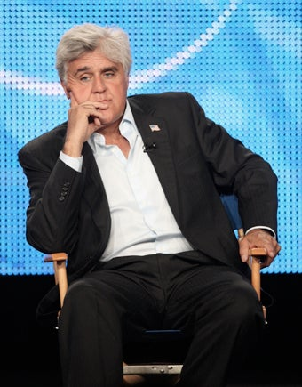 Illustration for article titled The Jay Leno Show Is The Same Old Jay, 90 Minutes Earlier