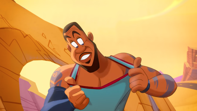 Space Jam: A New Legacy s Trailer Ups the Drama and the Looniness