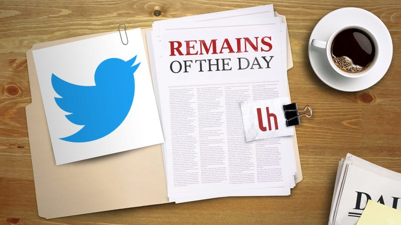 Illustration for article titled Remains of the Day: Twitter to Let You Mute Specific Words