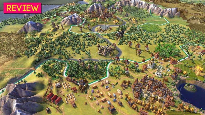 civilization vi the kotaku review