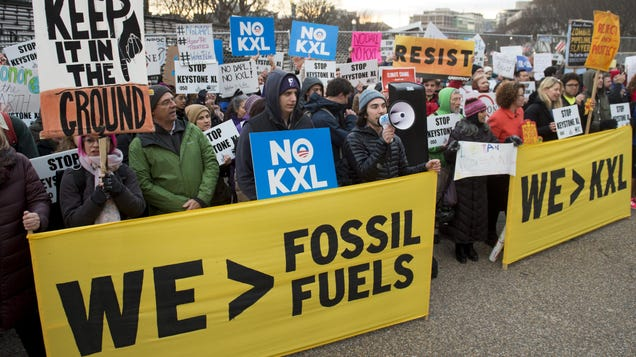 Biden May Yank Keystone XL Pipeline Permit as Soon as His First Day in Office
