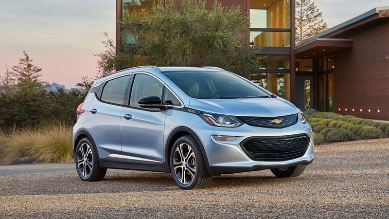 Illustration for article titled The Chevy Bolt Might Be A Mistake