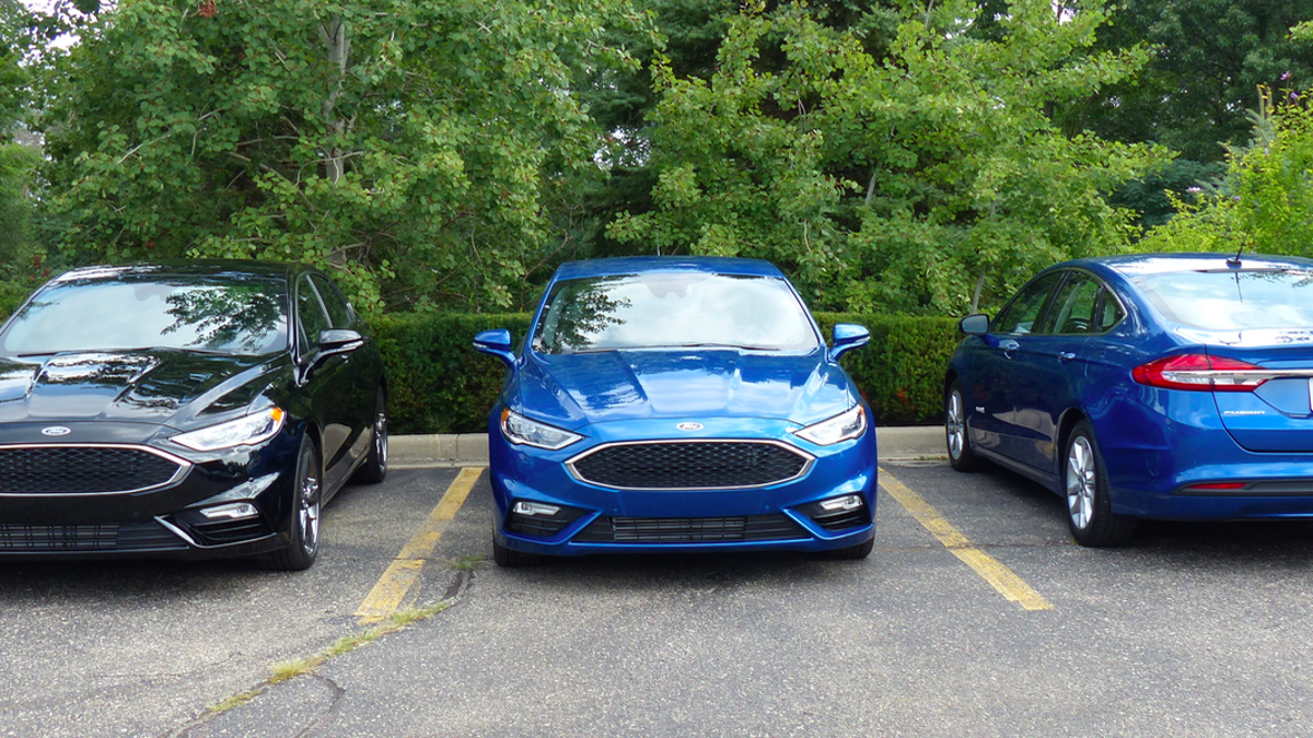 The 325 Horse 2017 Ford Fusion Sport Is Not Audi Slayer We Wanted