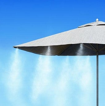 Keepin' Cool Misting System Radically Cools Your Outdoor Spaces