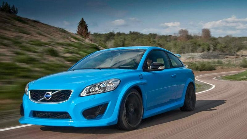 Illustration for article titled Volvo C30 Polestar Edition Worth It?