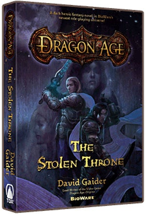Dragon Age Stolen Throne