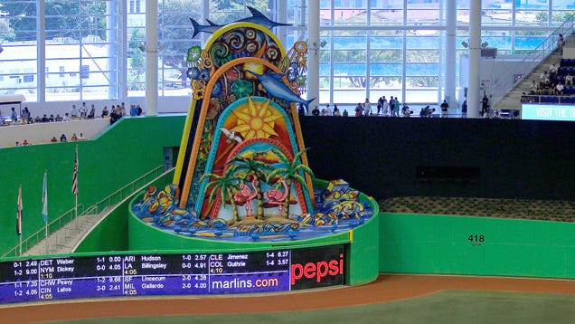 Miami-Dade County To Derek Jeter: You Cannot Move Home Run Sculpture, It Is Art