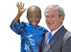Illustration for article titled Bush To Double AIDS Funding