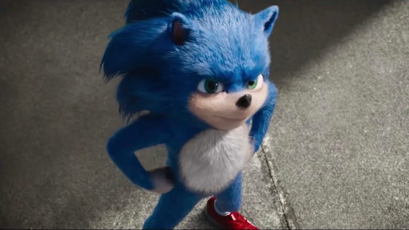 Illustration for article titled Experts Praise Upcoming 'Sonic' Movie For Accurate Depiction Of Hedgehogs