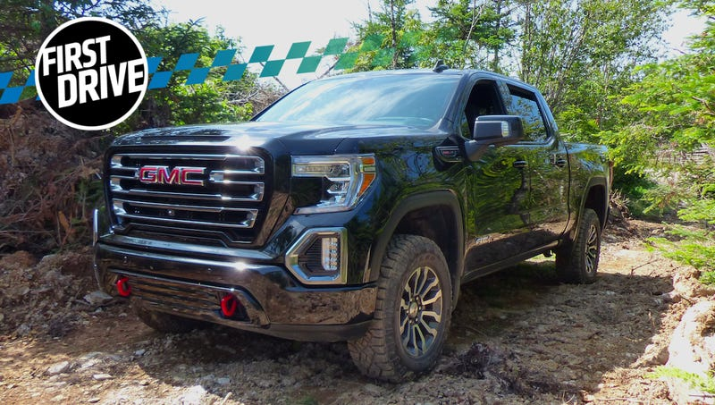 The 2019 GMC Sierra Is A Better-Looking Silverado With ...