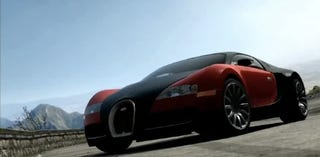 Illustration for article titled VIDEO: Bugatti Veyron 16.4 Heading To Forza 3