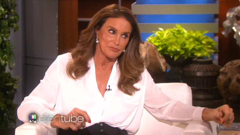 Illustration for article titled Caitlyn Jenner Now Thinks 'Everyone Should Be Able to Marry the Person They Love'