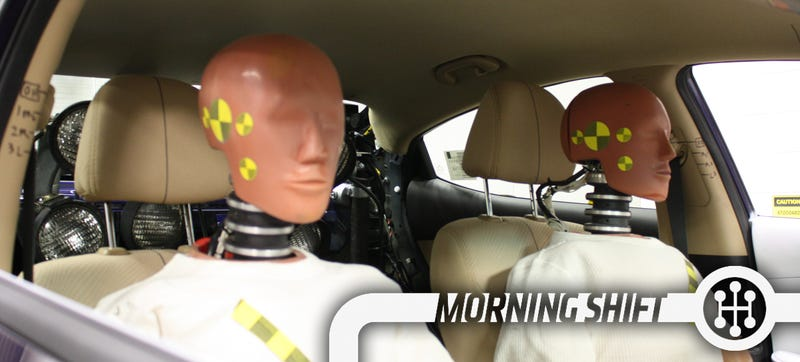 Illustration for article titled We're About To Start Putting Crash Test Dummies In The Back Seat Thanks To Uber