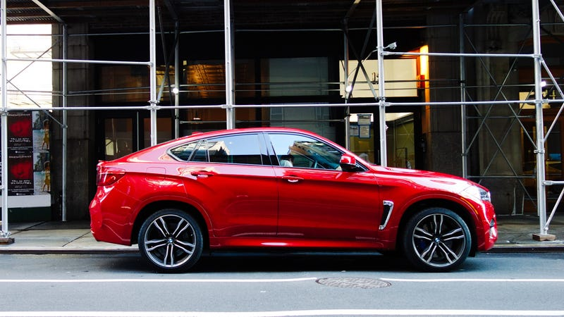 I Proved The Bmw X6 M Is Actually Useful