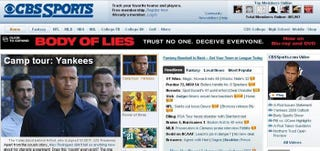 Illustration for article titled Unfortunate Ad Placement: Alex Rodriguez Edition