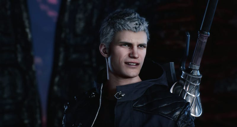 Illustration for article titled Devil May Cry 5 Is Coming Next Year