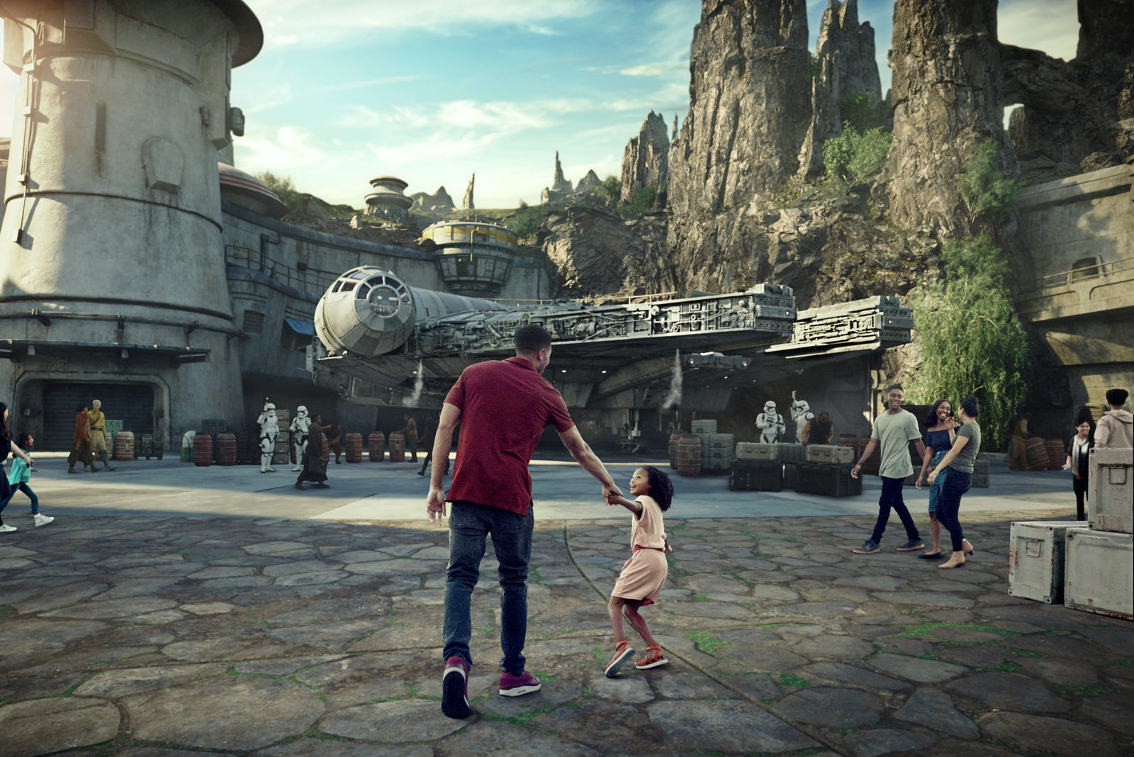 We've Been To Star Wars Galaxy's Edge And Life Will Never Be The Same