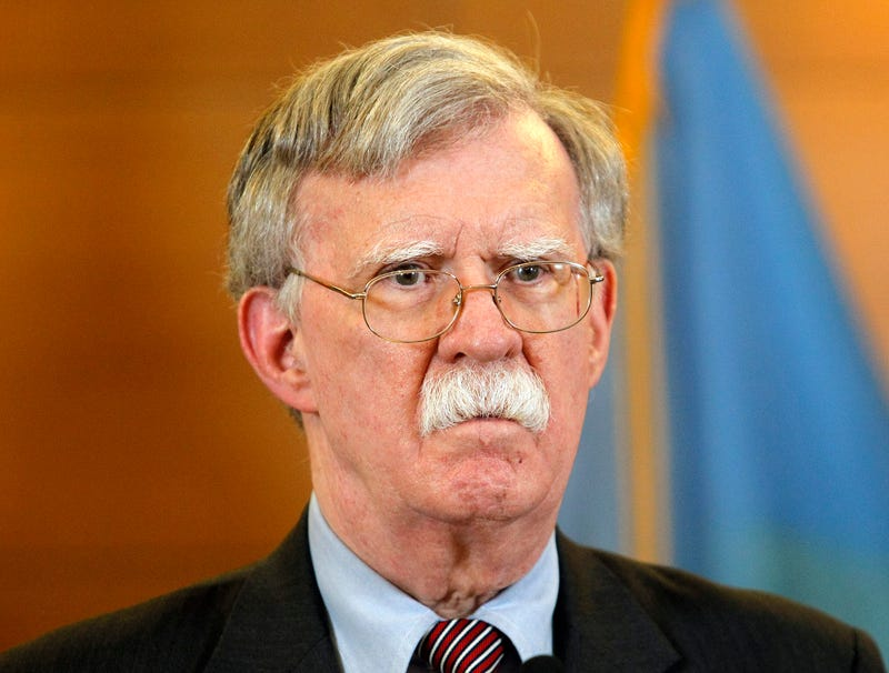 Illustration for article titled John Bolton Consoles Self That At Least He Didn't Help To Make World Safer Place