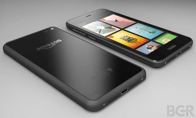 Todo lo que se conoce hasta ahora sobre el smartphone 3D de Amazon