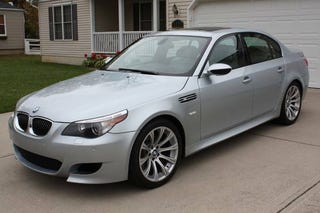 Illustration for article titled Why Buy A Toyota Sienna When You Could Buy This BMW M5 Instead?