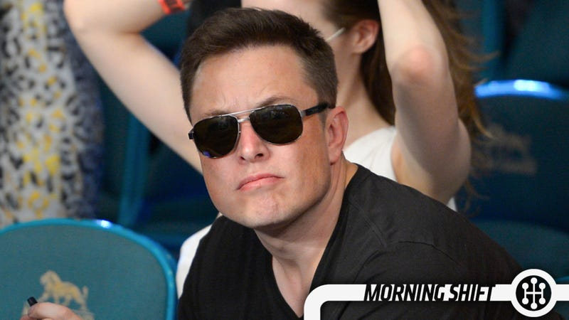 Illustration for article titled Elon Musk Made Just $70,000 As Tesla CEO Last Year