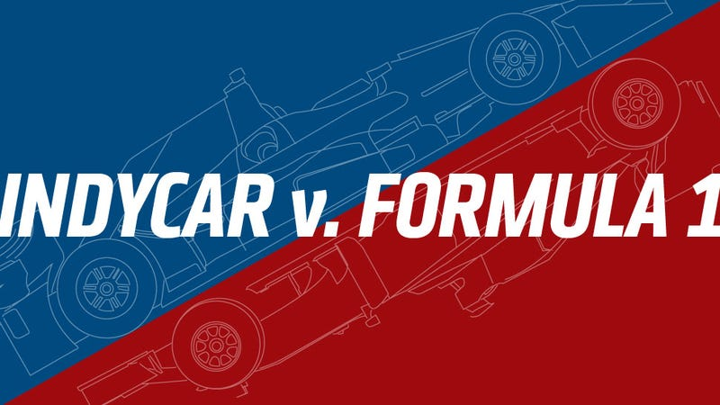 Illustration for article titled Use This Chart To Not Look Like A Chump Who Doesn't Know The Difference Between An IndyCar And An F1 Car