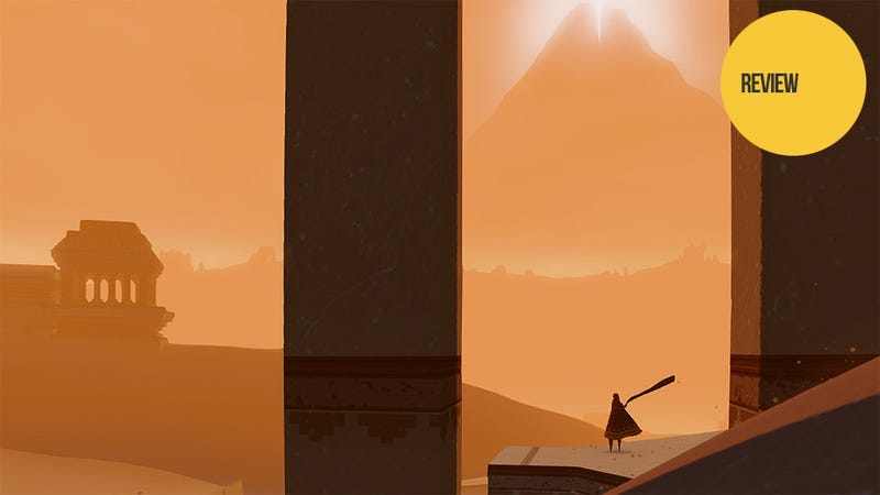 Illustration for article titled Journey: The Kotaku Review