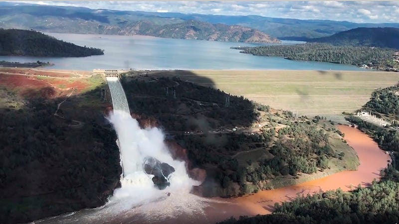 Why All Americans Should Be Worried About the Oroville Dam Crisis